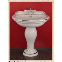 Раковина-тюльпан Migliore Milady 77 см Платина ML.MLD-25.773.D2.PL