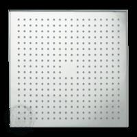 Corner B7 Верхний душ, 400x400 мм антикальций, хром арт. 26107