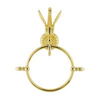 Кольцо настенное круглое Migliore Luxor арт.26122
