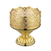 Мыльница настольная, стекло Migliore Luxor арт.26217