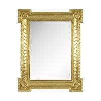 Зеркало прямоугольное h91xL71хP5 см.