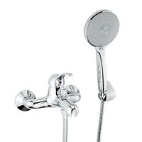 GRAZIA Смеситель для ванны, с ручным душем