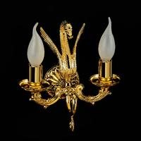 LUXOR Светильник настенный двойной (малая розетка), арт.26155