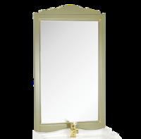 BELLA Зеркало прямоугольное 68xH113x3 см Oliva