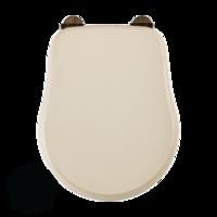 BELLA Крышка/сиденье унитазa Microlift, цвет Decape Sabbia ML.BLL-26.110.DS