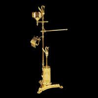 LUXOR Стойка для WC и биде, 4-х функциональная H110 см., арт.26147