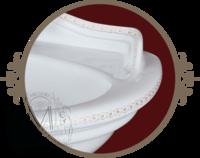 Раковина-тюльпан Migliore Milady 77 см Декор Бронза ML.MLD-25.773.D3.BR