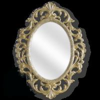 Зеркало овальное ажурное h105xL77xP4 cm ML.COM-70.507