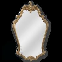 Зеркало фигурное h95xL57xP5 cm. ML.COM-70.722