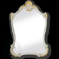 Зеркало фигурное h86x58x5 cm. ML.COM-70.782