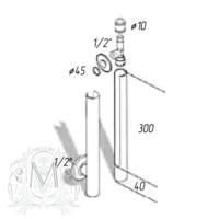 TOTEM Кран запорный ML.RIC-10.127