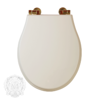 IMPERO Крышка/сиденье унитазa, с системой Microlift, цвет Decape Sabbia ML.IMP-26.210.DS